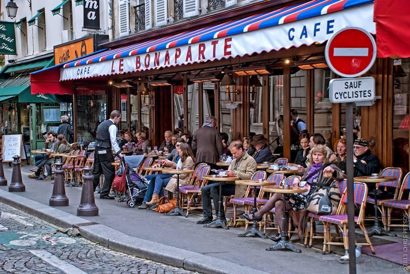 St. Germain-des-Pres Neighborhood Paris 6th arrondissement