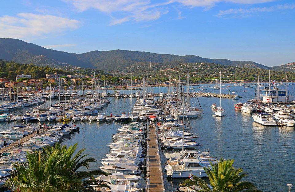 St. Tropez France Sailing