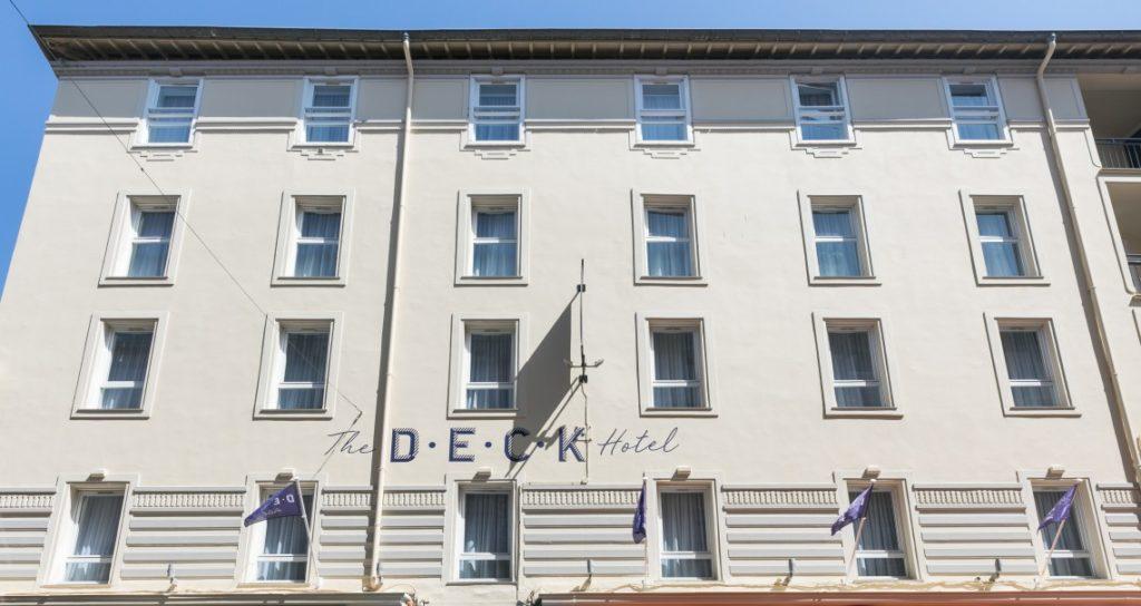 The Deck Hotel - Hotel de Flore Promenade des Anglais