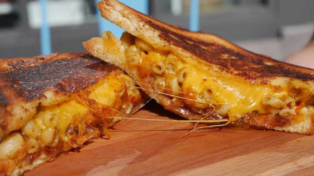 The Grilled Cheese Factory Affordable Food