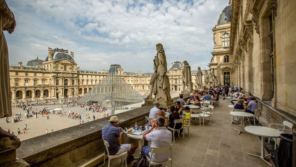 Things To Do Near The Louvre