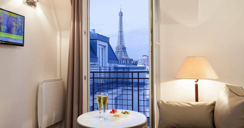 Timhotel Tour Hotel Near The Eiffel Tower
