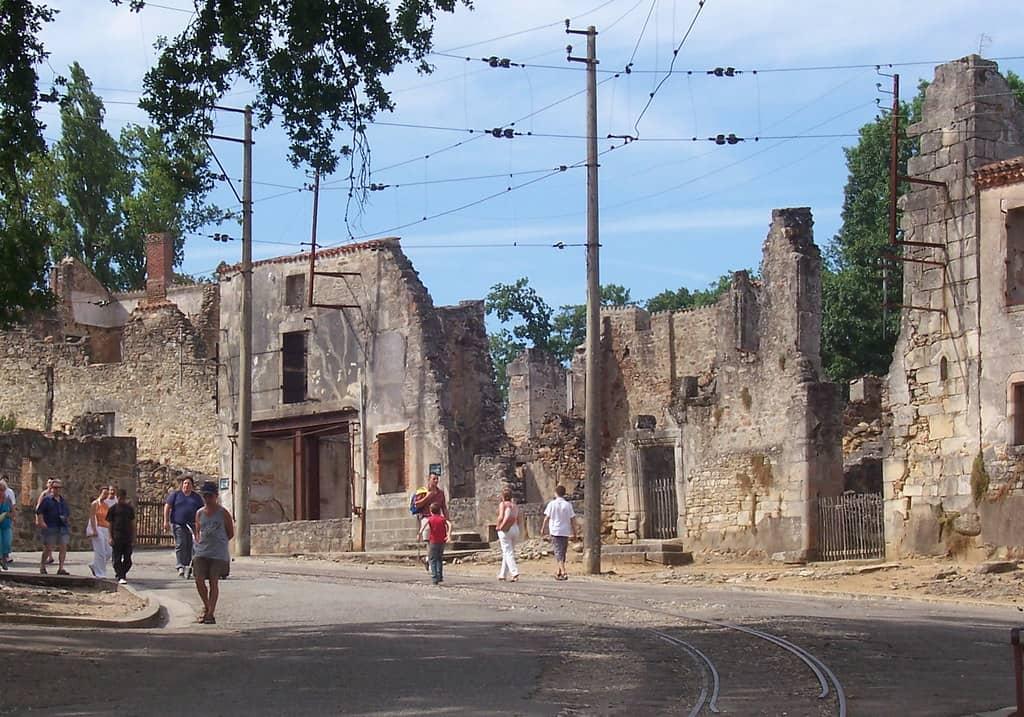 Visiting Oradour-Sur-Glane