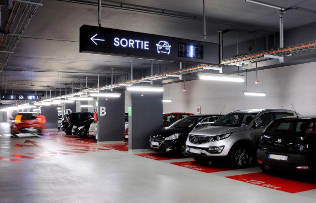 Waar te parkeren in Parijs