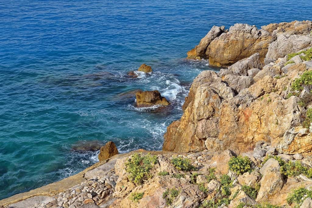 best scuba diving spots in nice france