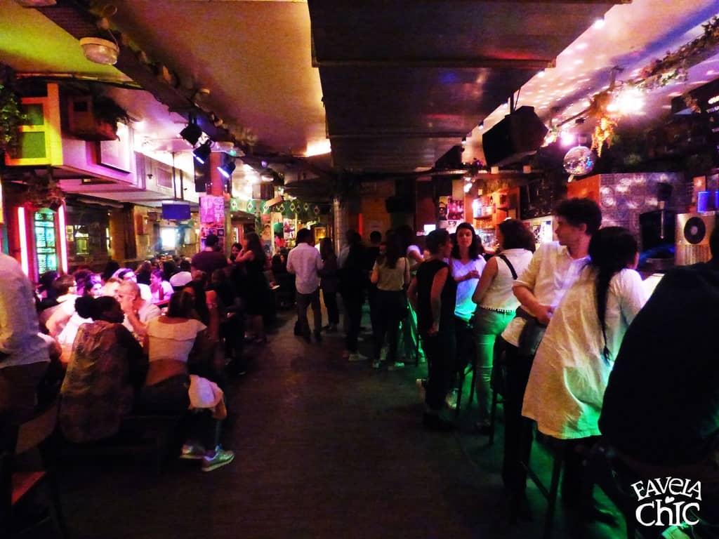 favela chic bar paris