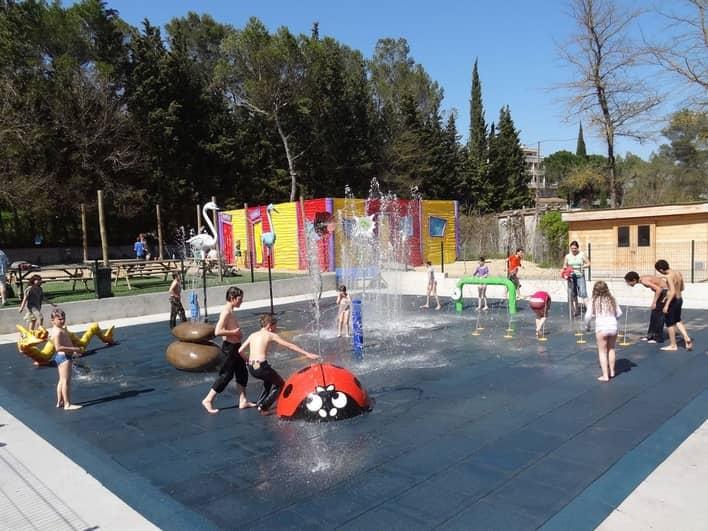le village des fous theme park in villeneuve loubet