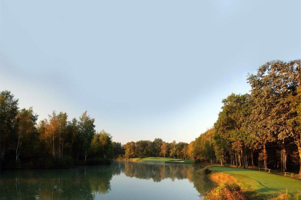 Les Bordes International Golf Course in France