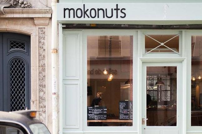 Mokonuts Patisserie in Paris