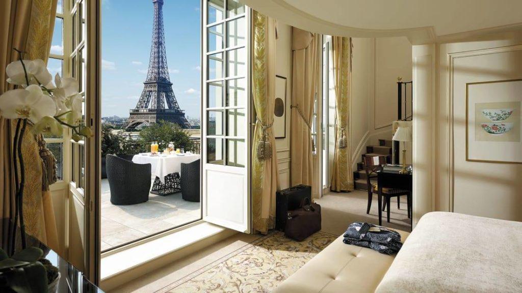 Reisblog voor Parijs
