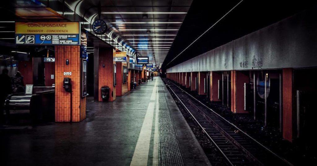 rer trains paris guide
