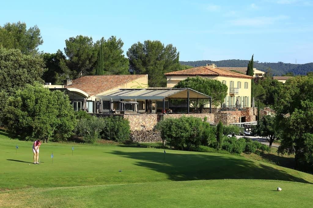 Saint Endréol Golf Course