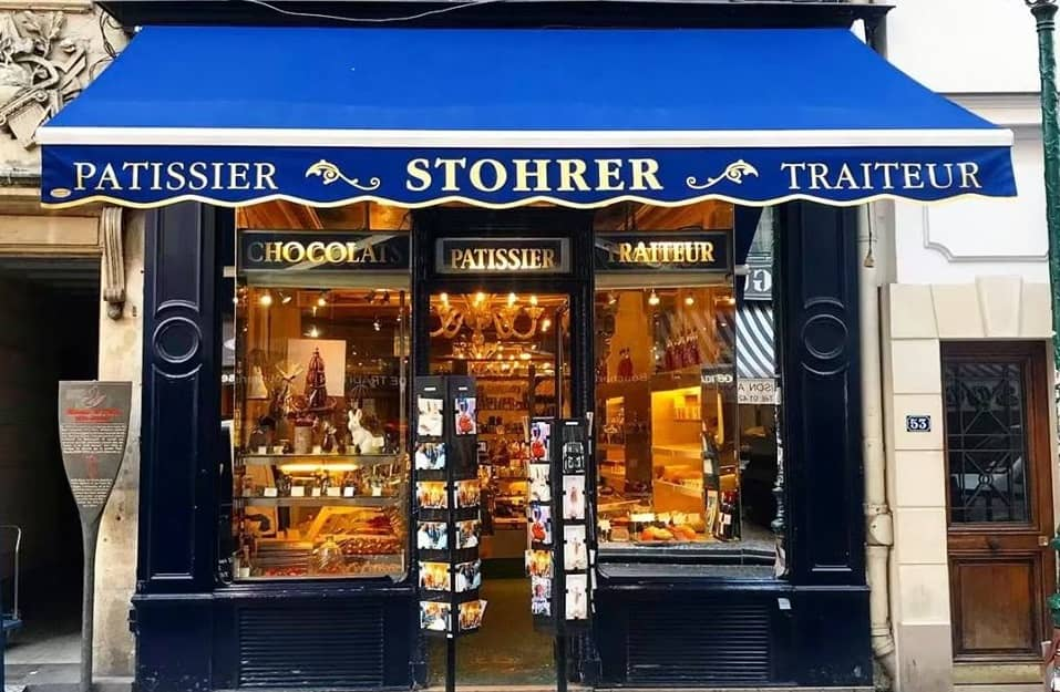 Stohrer Boulangerie in Paris