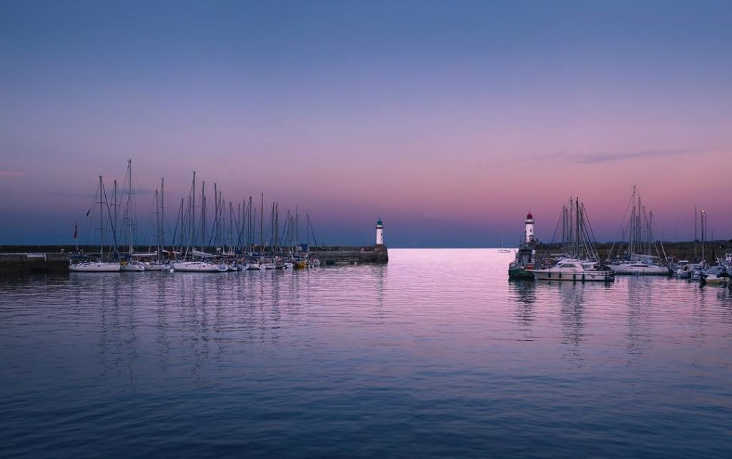 Belle Ile Marina Port de Palais