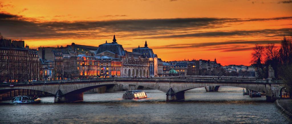 Bruggen van Parijs