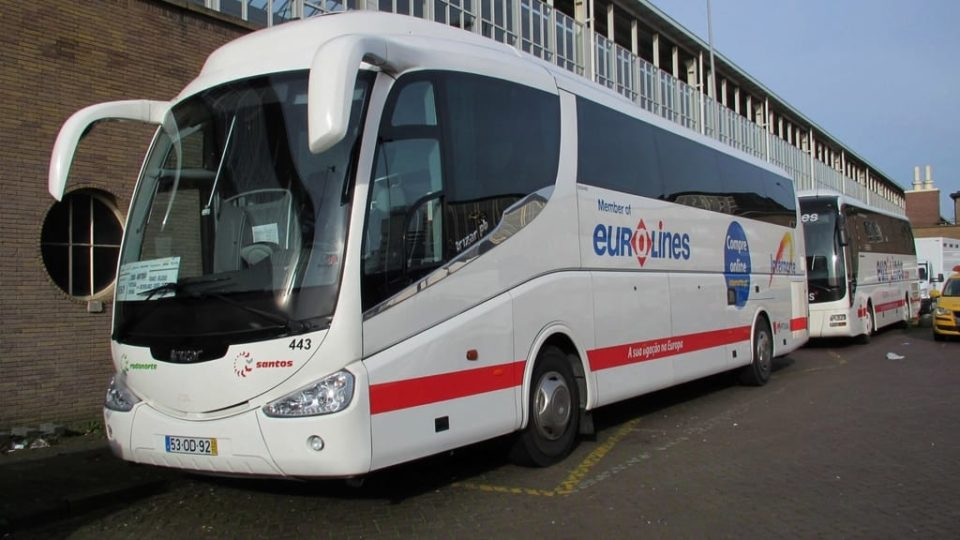 Bus Travel in France