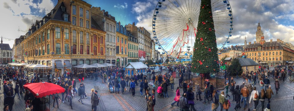 Can You Get Robbed In Lille France