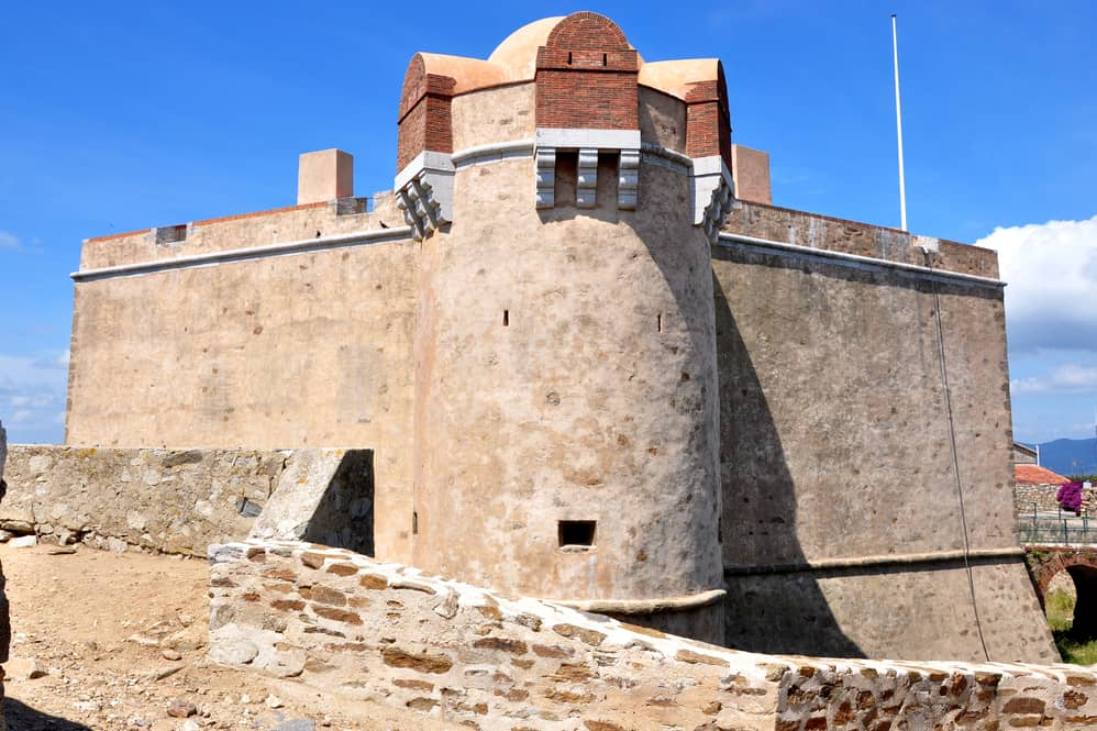 History of the Citadel of St Tropez
