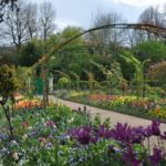 Monet Garden Giverny From Paris