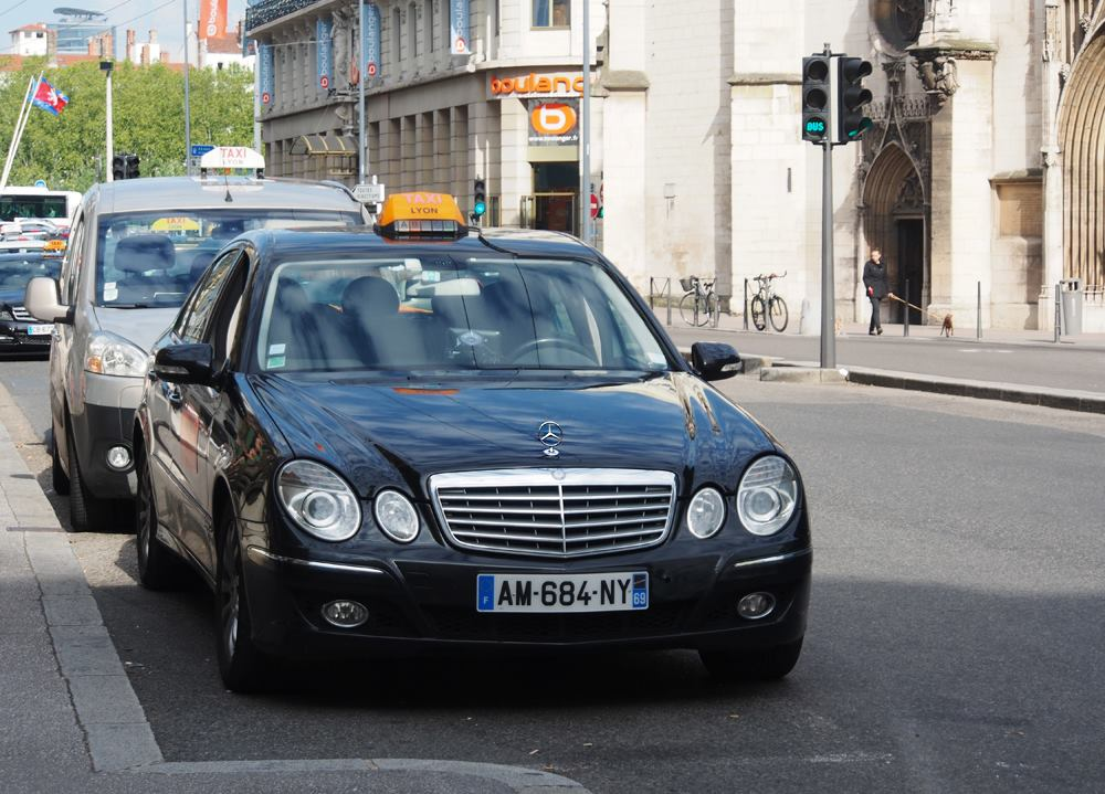 Cost Of A Taxi In Lyon