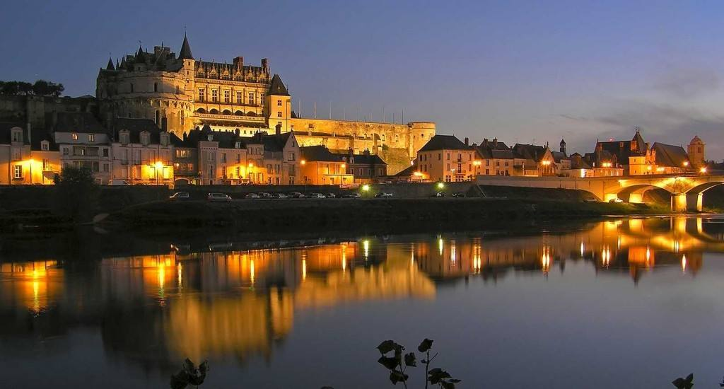 Getting From Paris To Amboise