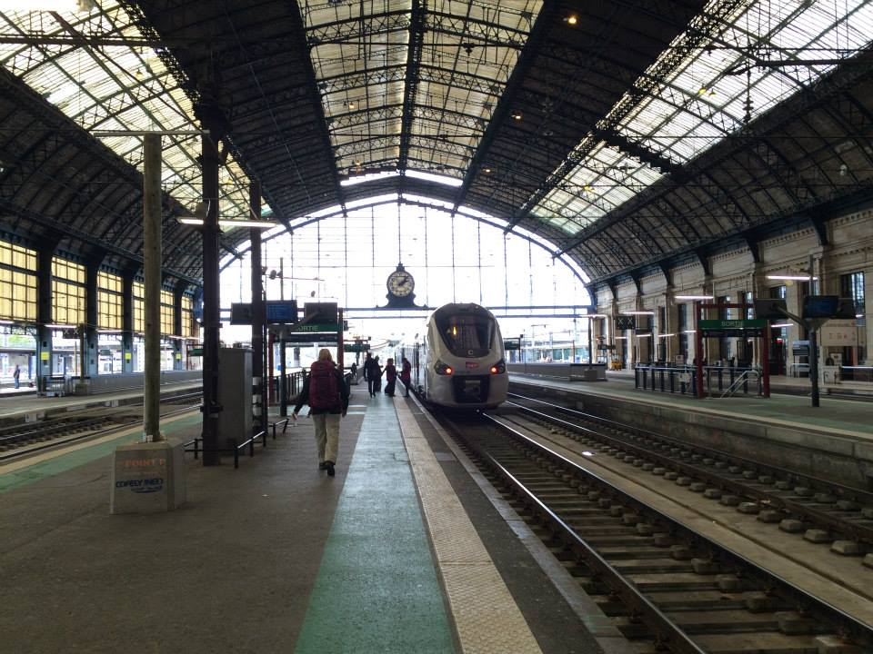 Getting From Paris to Bordeaux By Train