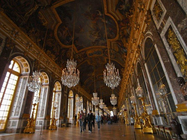 Spiegelzaal, Paleis van Versailles