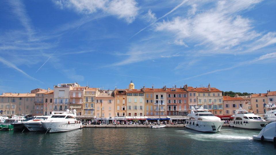 History of St-Tropez