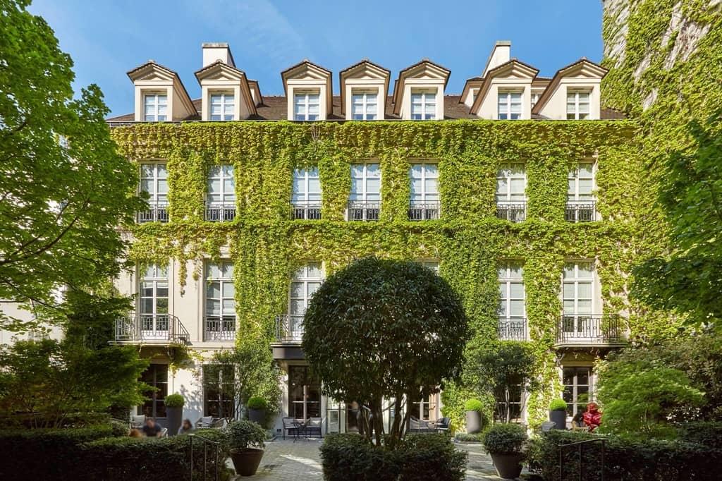 Hotel Pavillon de la Reine Parijs