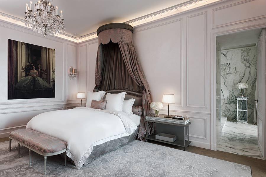 Hotel de Crillon In Parijs
