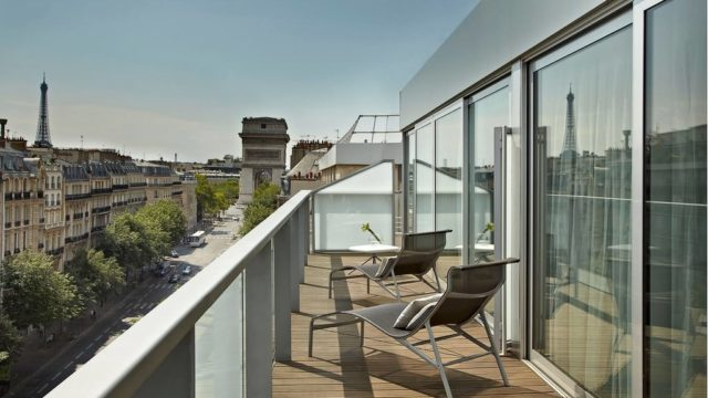 Hotels Near the Champs-Elysees in Paris