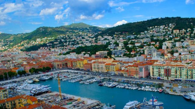 How To Get From Barcelona to Nice