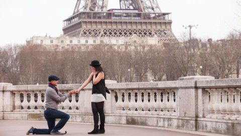 How To Propose in Paris