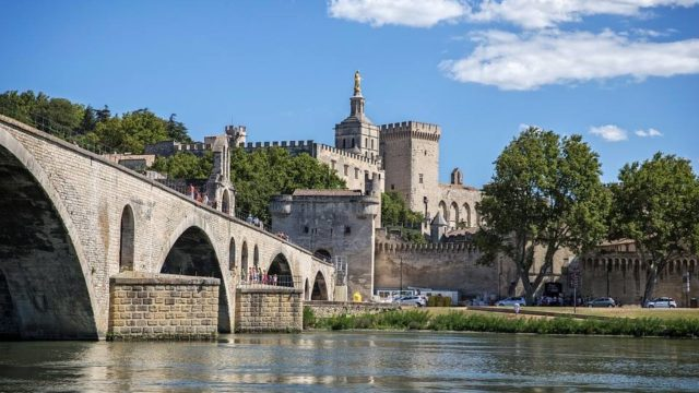 How to Get from Paris to Avignon