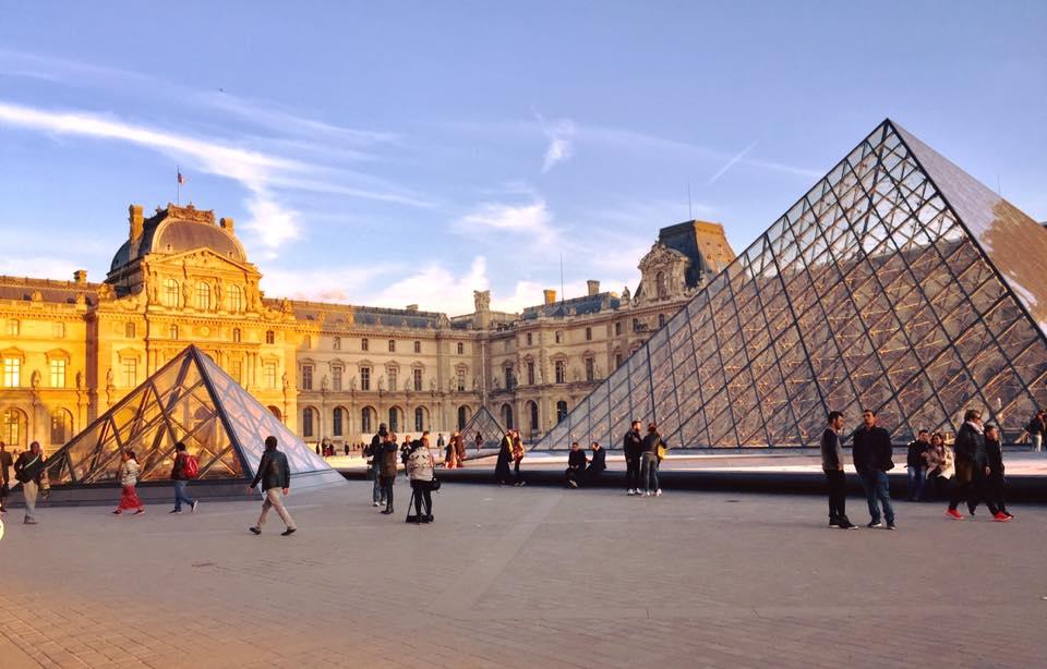 Gratis bezoek aan Parijs
