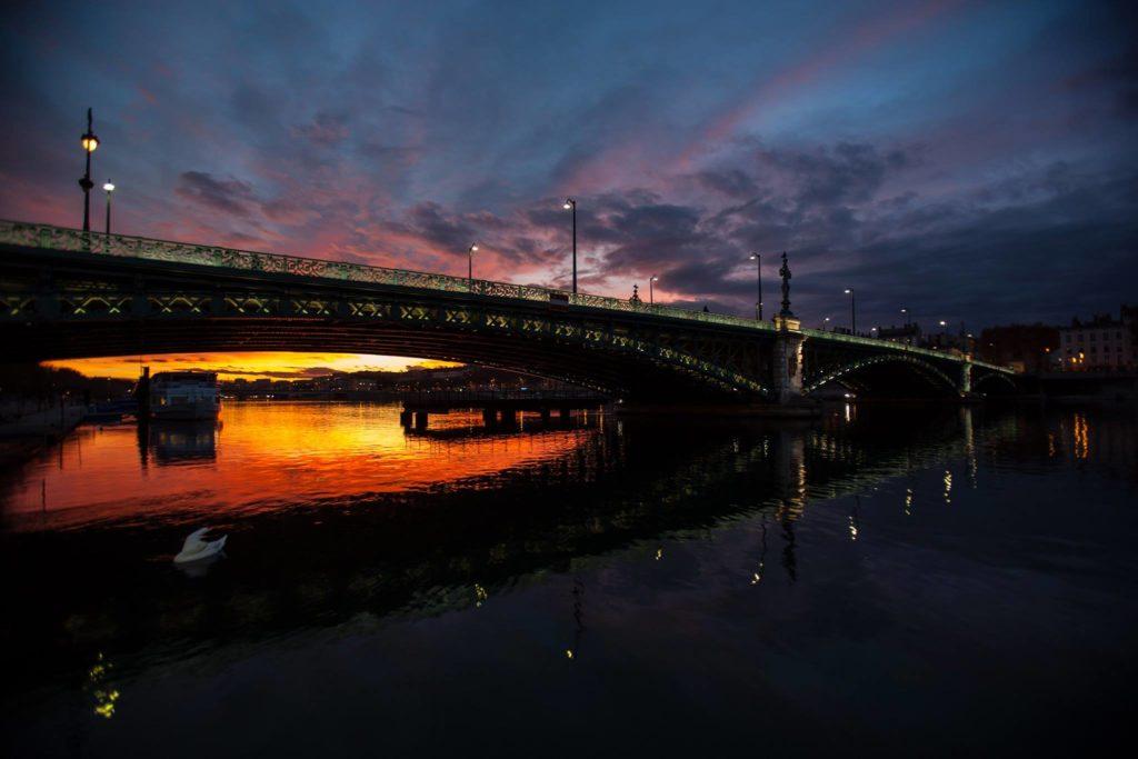 Is Lyon Safe at Night