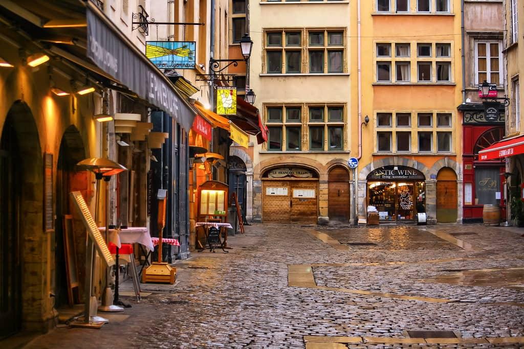 Is Lyon Vieux Lyon Worth Visiting