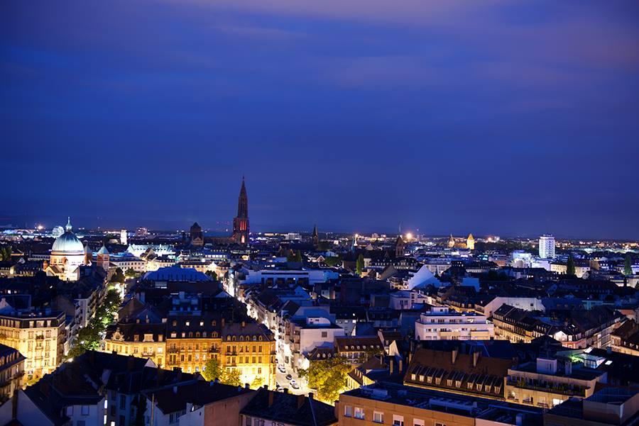 Is Strasbourg Safe At Night