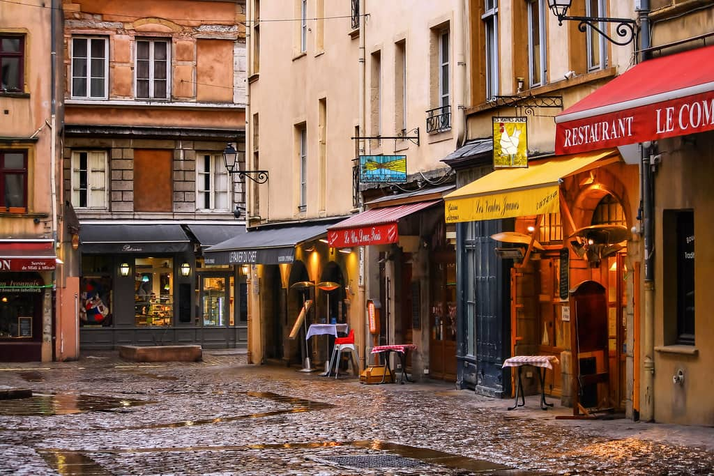 Is The Old Town Of Lyon Safe