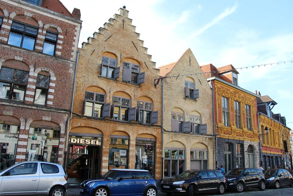 Is Vieux Lille Safe To Visit
