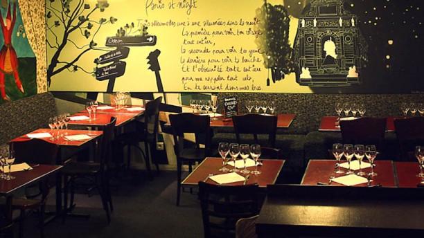 Le Pré Verre Paris Restaurant