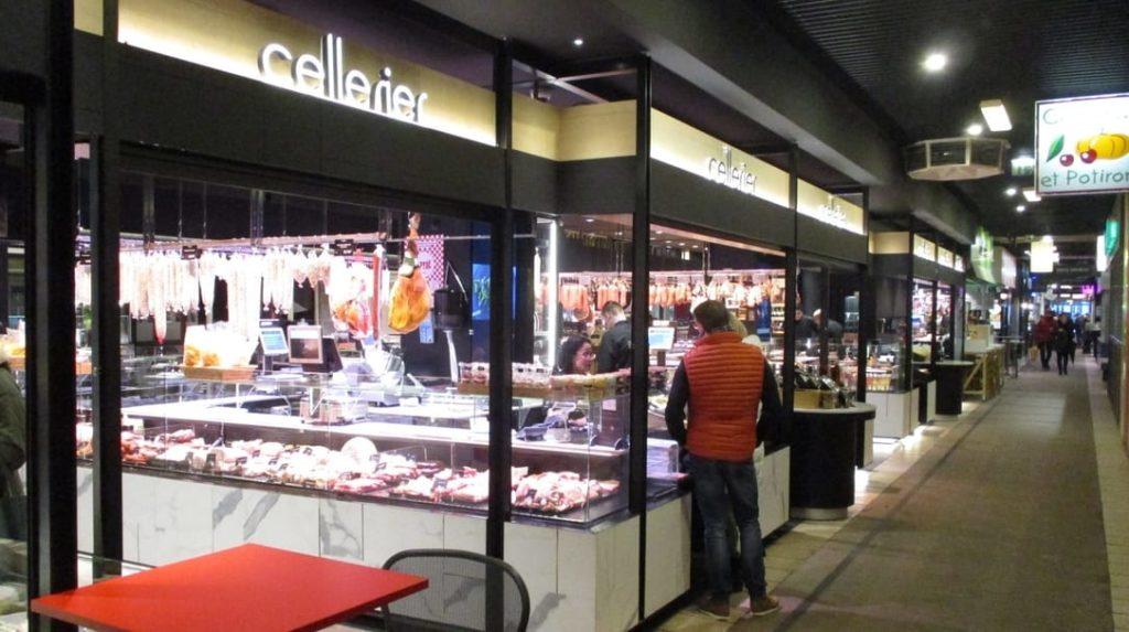 Les Halles de Lyon Paul Bocuse Popular Food In Lyon