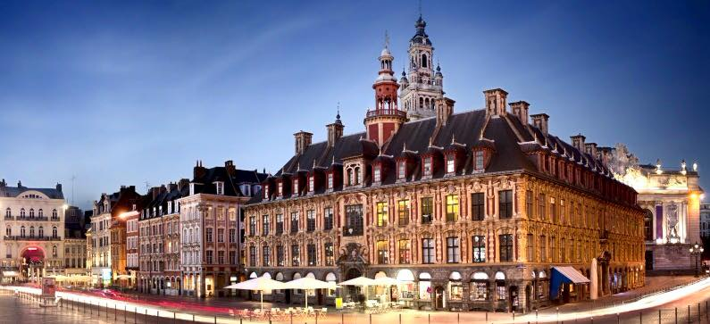 Lille Blog France Travel Blog