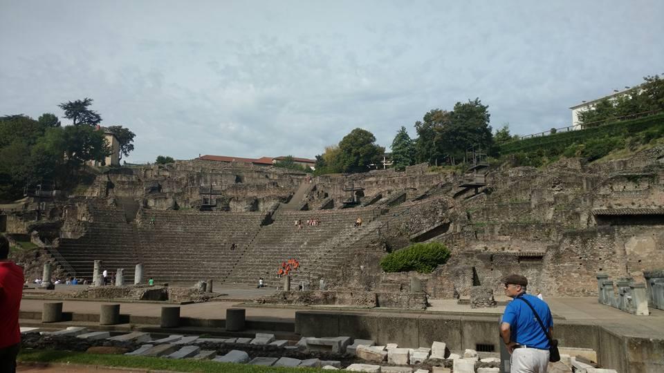 Lyon Roman Ruins Worth Visiting