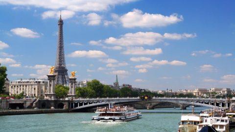 Most Beautiful Bridges In Paris