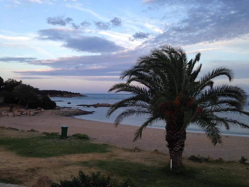 Naturist Beach In France La Chiappa, Corsica