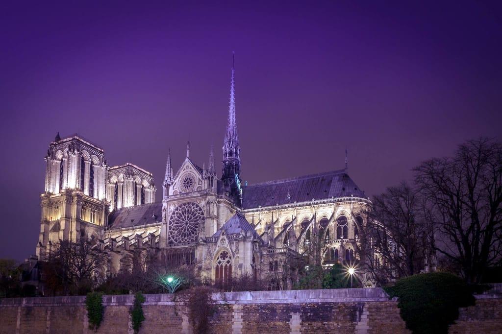 Notre Dame de Paris Most Beautiful Cathedral in Paris