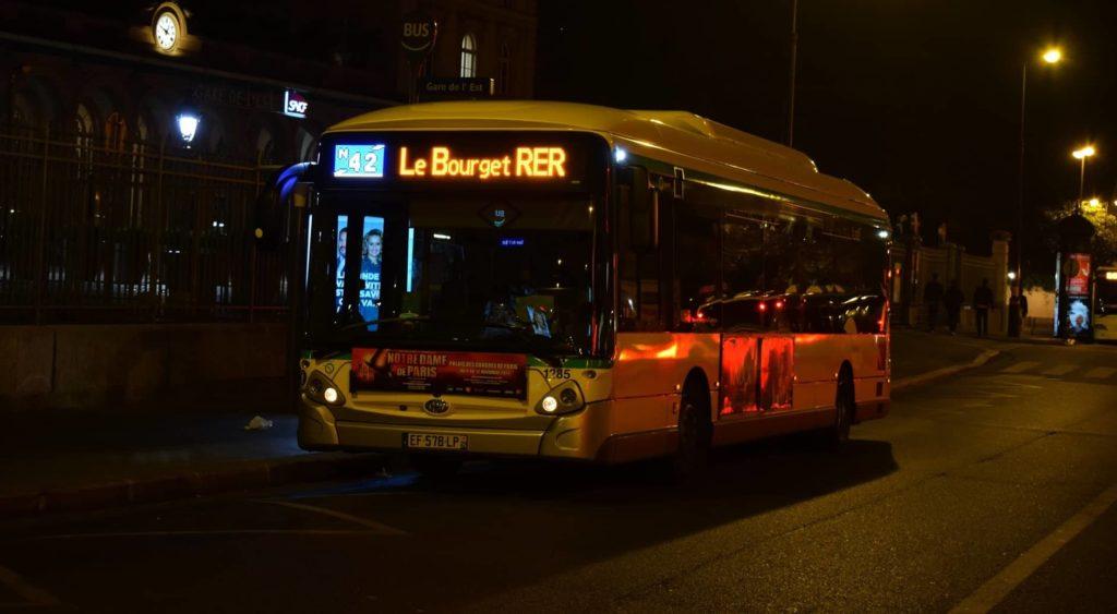 Paris Bus Guide