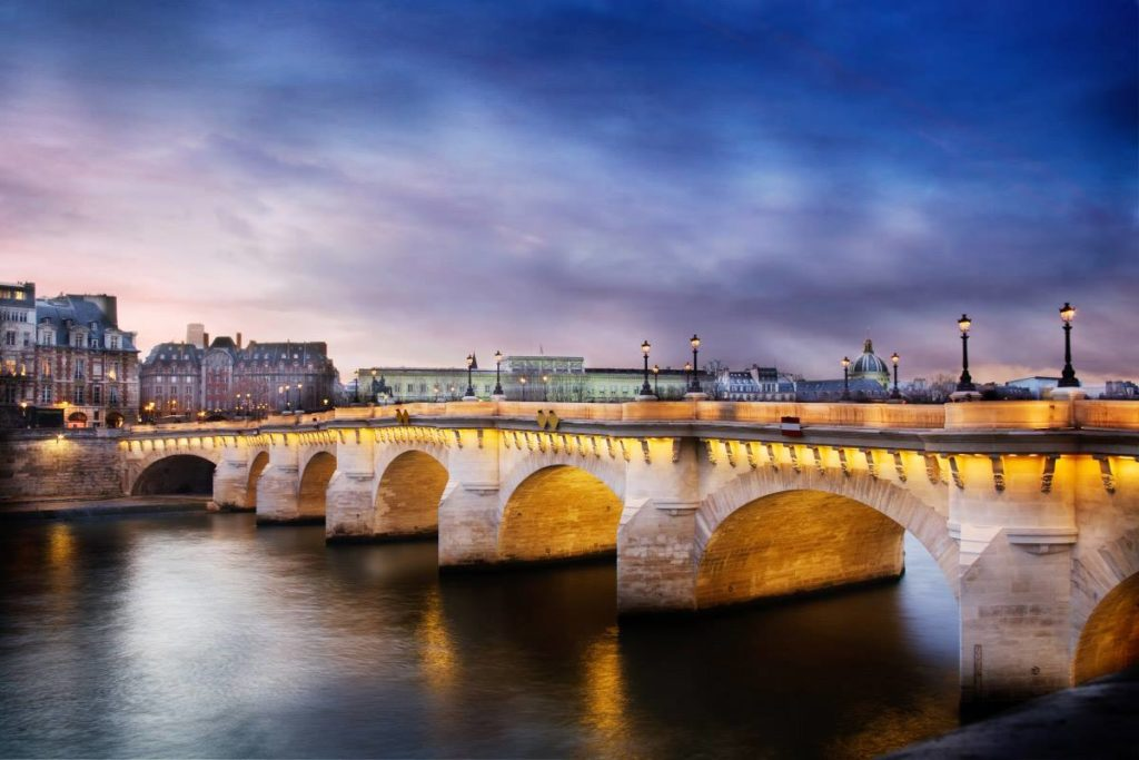Pont Neuf De meest unieke bruggen van Parijs