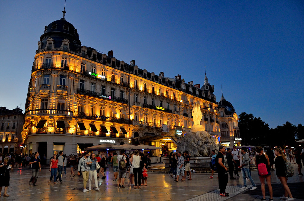 Reasons To Visit Montpellier